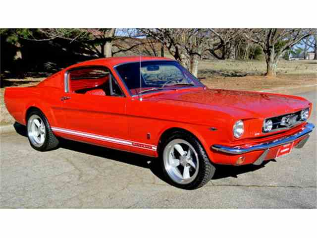 Picture of '65 Ford Mustang located in Roswell GEORGIA Offered by Fraser Dante - MU55