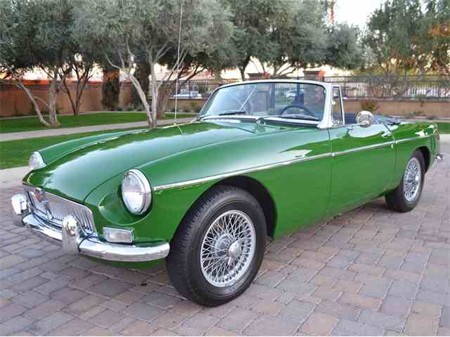 Picture of '65 MGB - MU66