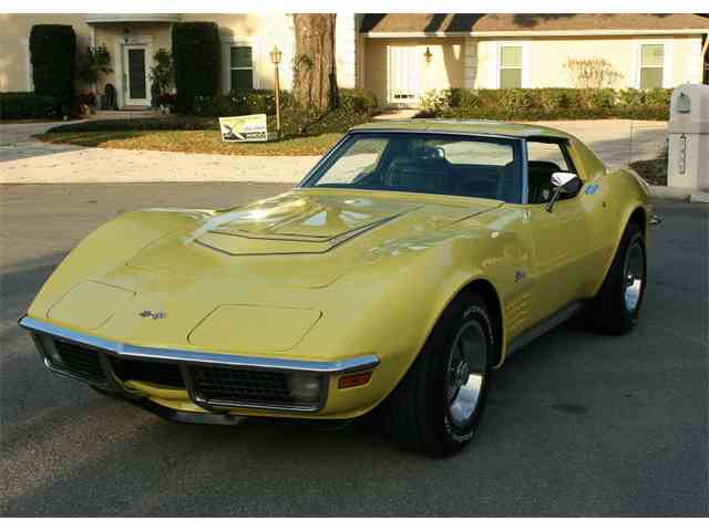 Picture of '70 Corvette - MU6O