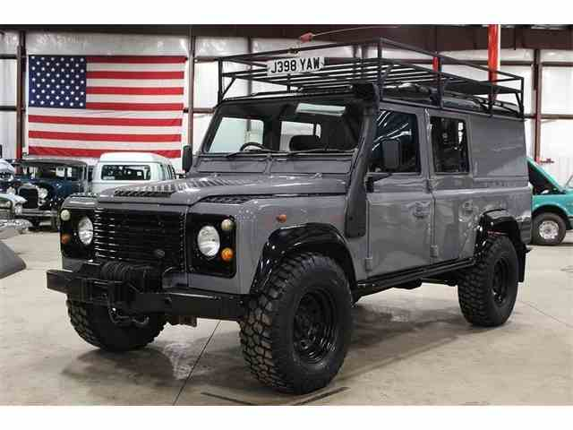 Picture of '91 Defender - MU6S