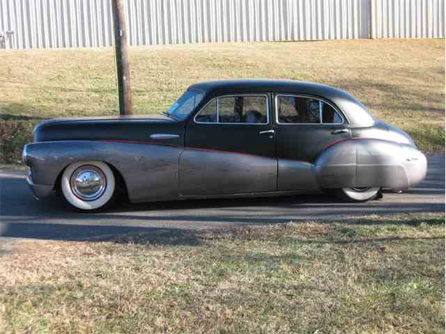 Picture of '48 Roadmaster Custom Resto-Mod - MU78