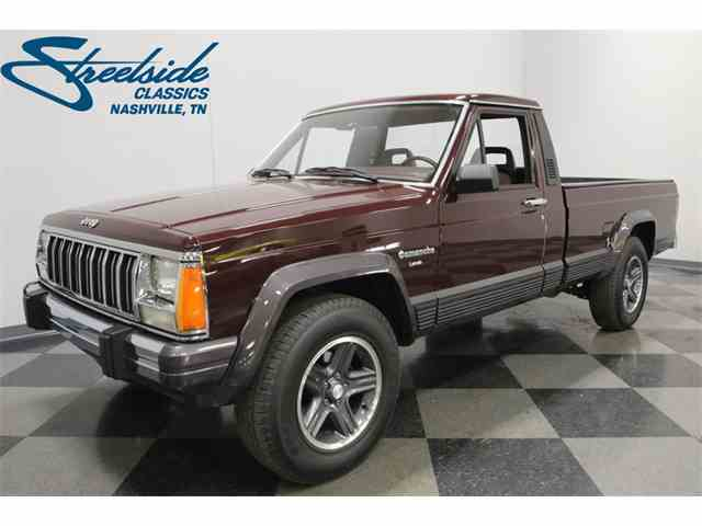 Picture of '88 Comanche Laredo - MU79