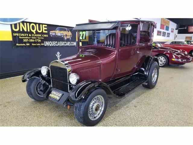 1927 Ford Model T 2dr Street Rod