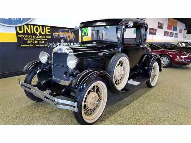 Picture of '29 Model A    Coupe w/Rumbleseat - MU7E