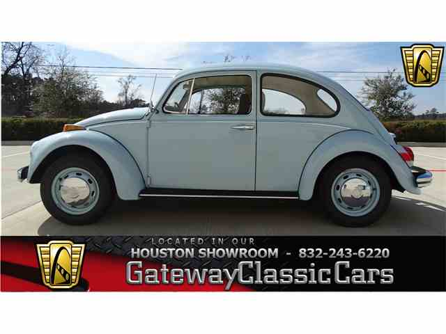 Picture of '70 Beetle located in Houston Texas - MU7L