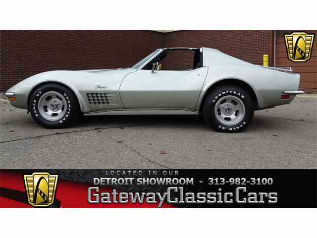 Picture of '72 Corvette - MU8N