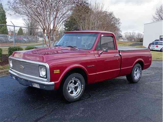 Picture of '69 C10 - MQC3
