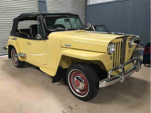 Picture of '48 Jeepster - MU96