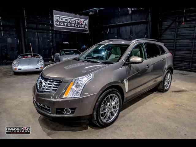 Picture of 2015 Cadillac SRX Offered by Rockstar Motorcars - MU9I