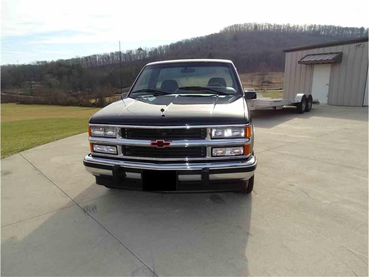 Silverado 96 chevrolet silverado : 1996 Chevrolet Silverado for Sale | ClassicCars.com | CC-1060569