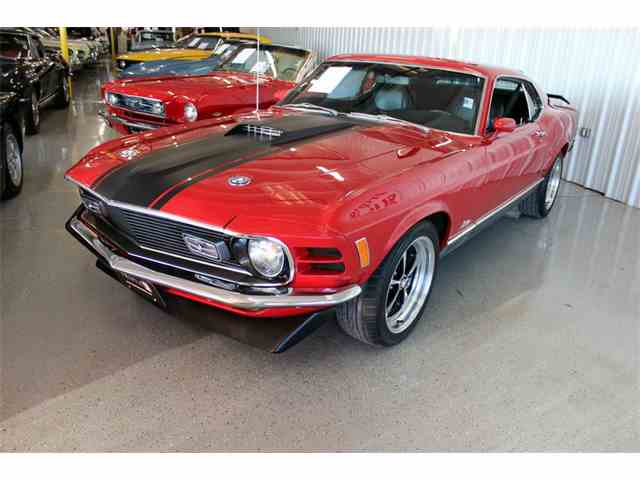 Picture of Classic '70 Ford Mustang located in Texas Offered by Triple F Automotive - MUBW