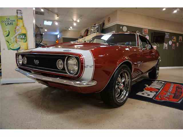 Picture of '67 Camaro - MUBY