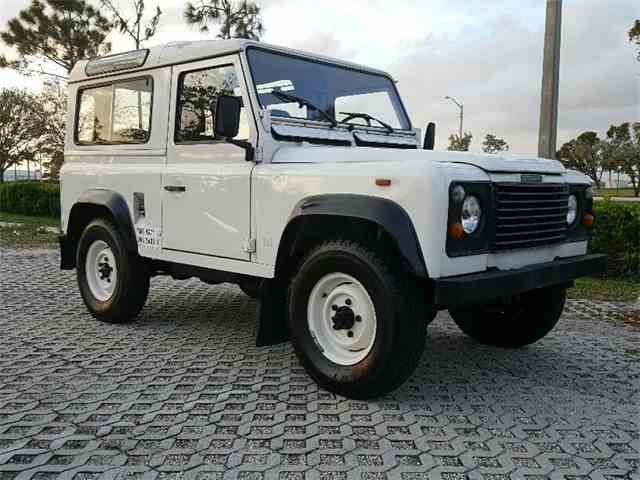 Picture of '91 Defender - MUCG