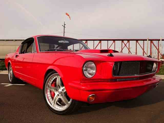 Picture of '65 Mustang - MUCW