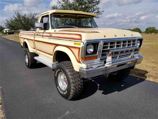 Picture of 1978 F150 located in FLORIDA Offered by Carlisle Auctions - MUD8
