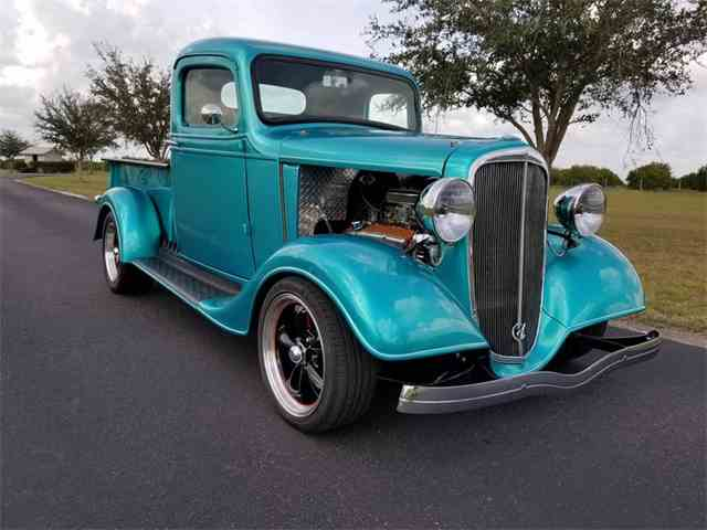 Picture of '36 Pickup - MUDB