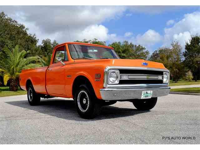 Picture of '70 C10 - MUDH