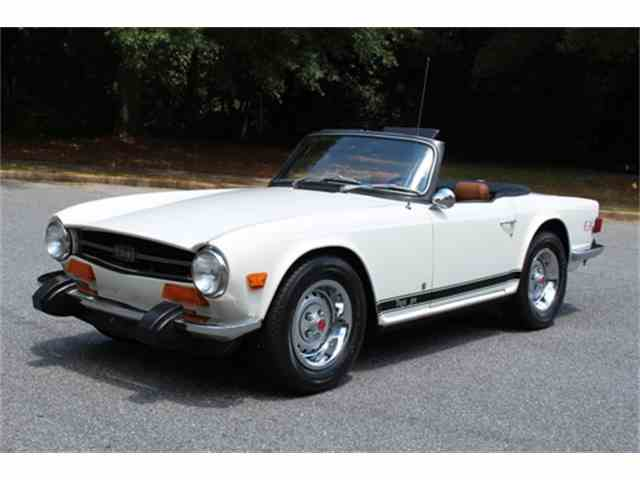 Picture of '74 TR6 - MUDK