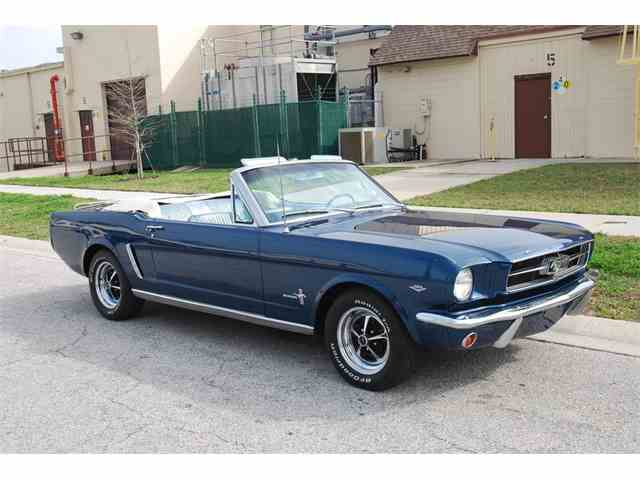Picture of '65 Mustang - MUDR