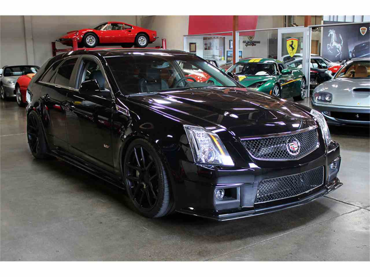 2012 cadillac cts for sale cc 1060583. Black Bedroom Furniture Sets. Home Design Ideas
