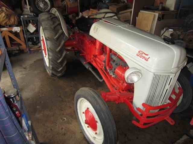 Picture of 1942 Ford 2N Tractor - $4,500.00 - MUEX