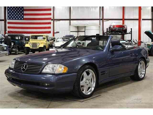 Picture of 2000 Mercedes-Benz SL500 located in Michigan Offered by GR Auto Gallery - MUFB