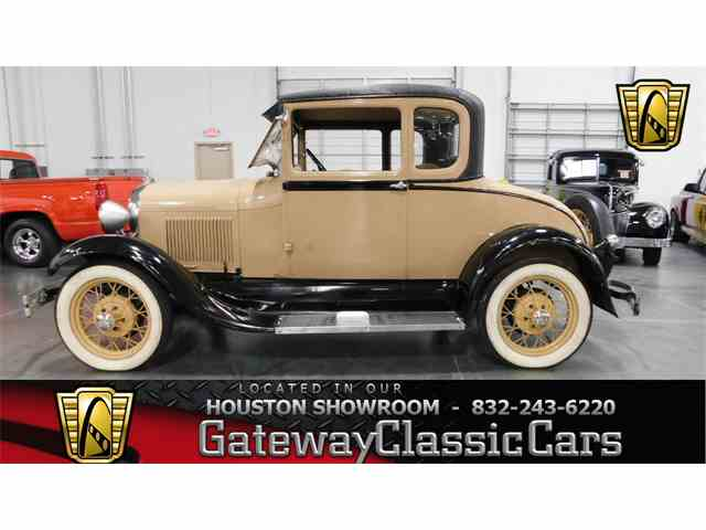 Picture of '29 Model A - MUFC
