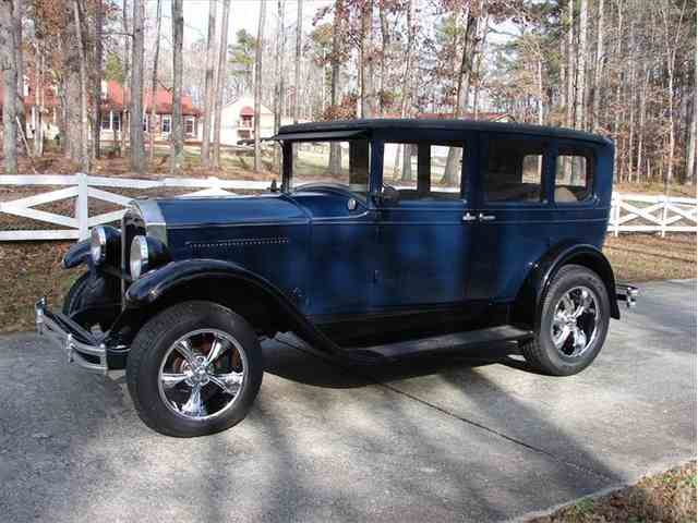 Picture of '28 Sedan - MUFE