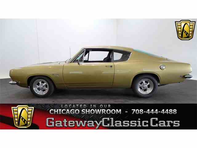 Picture of '68 Barracuda - MUFR