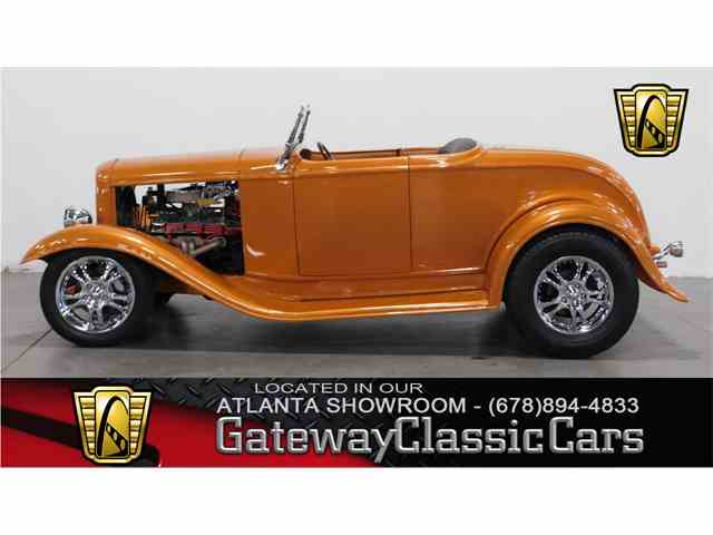 Picture of Classic 1932 Ford Roadster located in Alpharetta Georgia - $36,595.00 Offered by Gateway Classic Cars - Atlanta - MUFU