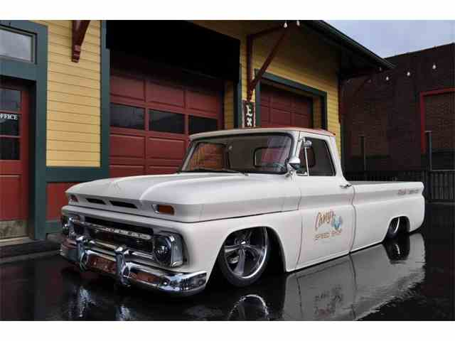 Picture of Classic '65 C10 Auction Vehicle Offered by GAA Classic Cars Auctions - MUFY