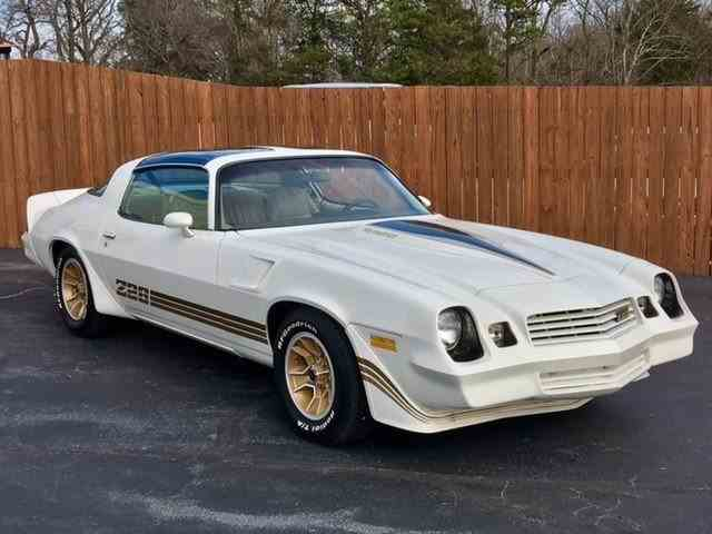 1981 chevrolet camaro for sale on. Black Bedroom Furniture Sets. Home Design Ideas