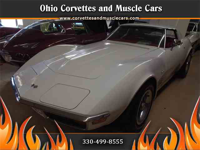 Picture of Classic '72 Chevrolet Corvette located in North Canton Ohio - $28,500.00 Offered by Ohio Corvettes and Muscle Cars - MUG4