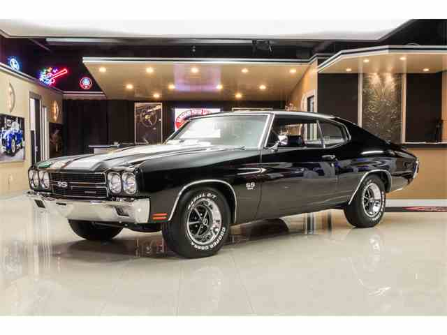 Picture of '70 Chevrolet Chevelle SS located in Plymouth Michigan - MUG9