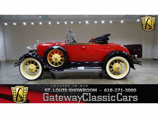 Picture of '29 Roadster - MUGJ