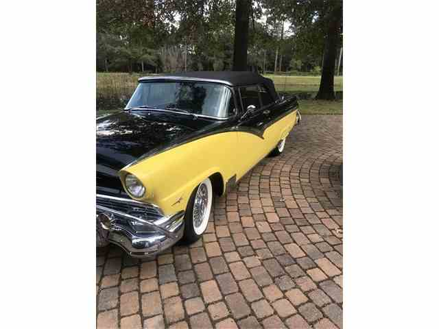 Picture of Classic 1956 Ford Sunliner Auction Vehicle - MUGL