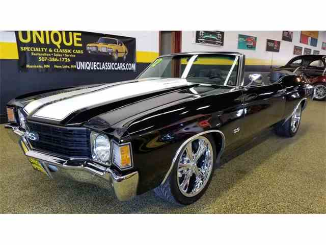 Picture of '72 Chevelle SS 454 Convertible - MUGO