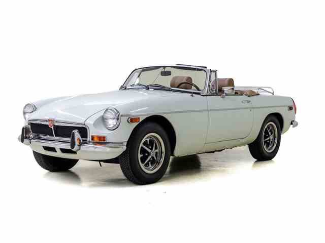 Picture of '75 MGB - MUI5
