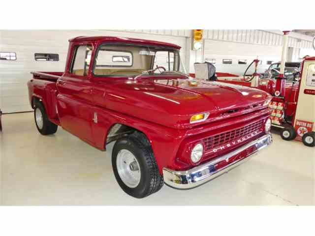 Picture of Classic 1963 Chevrolet C/K 10 - $16,995.00 Offered by Cruisin Classics - MUII