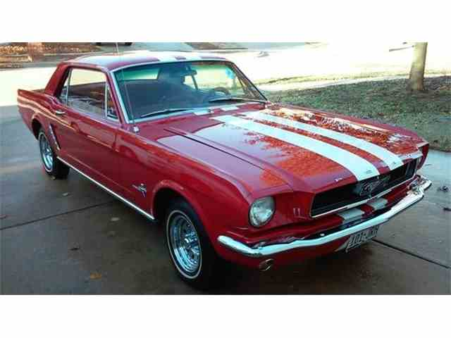 Picture of '65 Mustang - MUIL