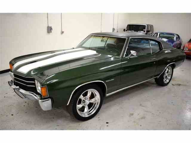 Picture of '72 Chevelle - MUJB