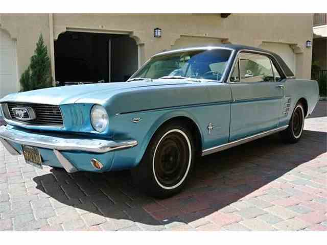 Picture of '66 Mustang - MUJE