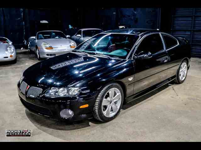 Picture of 2004 Pontiac GTO located in Tennessee - $11,999.00 - MUJK