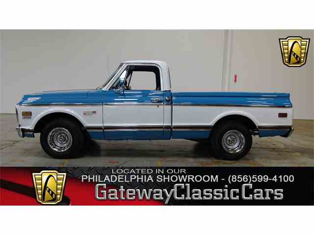 Picture of '71 Chevrolet C10 - MUJQ