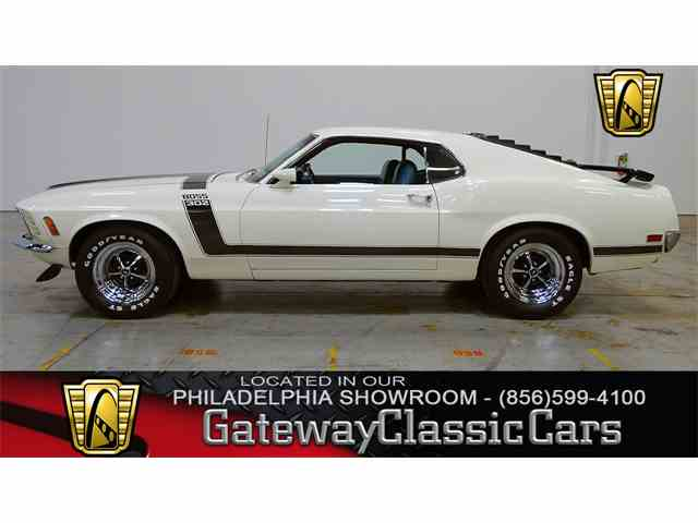 Picture of 1970 Mustang located in West Deptford New Jersey Offered by Gateway Classic Cars - Philadelphia - MUK1
