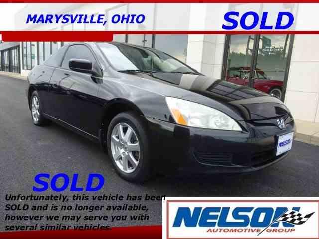 Picture of 2005 Honda Accord located in Marysville Ohio - $4,500.00 - MUKX