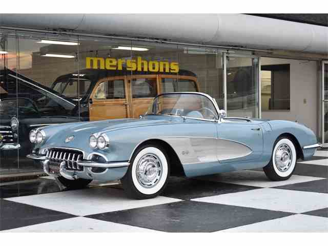Picture of Classic '59 Chevrolet Corvette - $69,900.00 Offered by Mershon's - MUL4