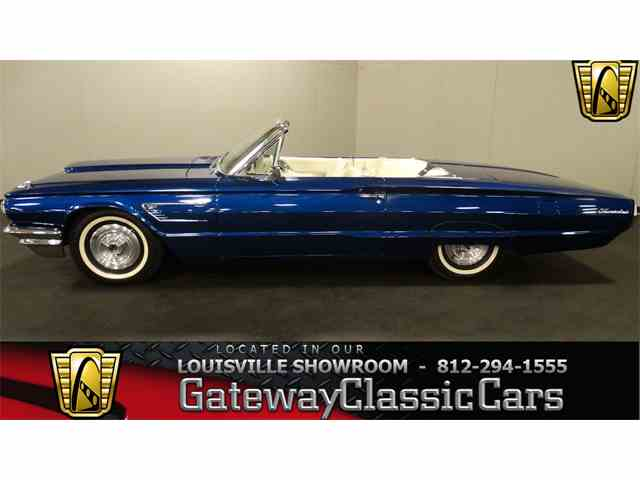 Picture of Classic '65 Thunderbird located in Memphis Indiana - $41,995.00 Offered by Gateway Classic Cars - Louisville - MULI