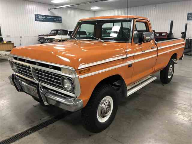 Picture of '75 F250 - MULS