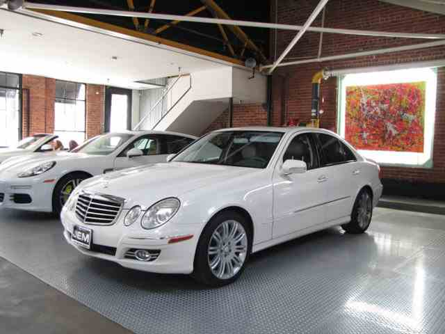 Picture of '08 E-Class - MULW